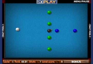 Online Spiel Billard