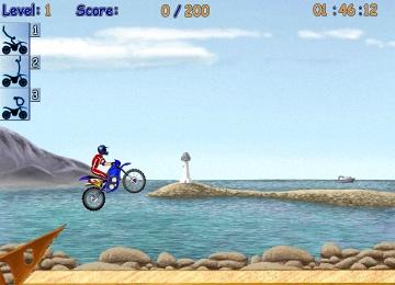 biker spiel