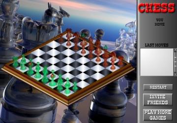 Jetztspielen Schach