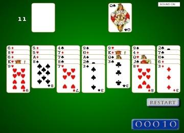 spiele karten solitaire