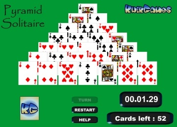 pyramiden solitaire kostenlos online spielen