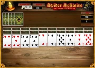 spider solitaire spielen kostenlos ohne anmeldung